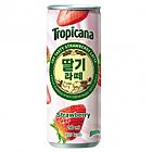 딸기라떼(롯데)(1000)