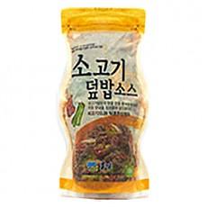 (냉동)미미식품쇠고기덮밥소스(4500)
