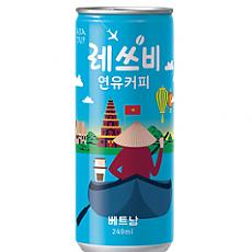 레쓰비연유커피(롯데)(1000)