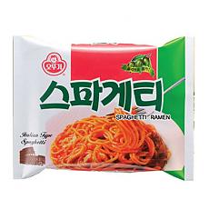 봉지스파게티(오뚜기)