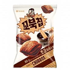꼬북칩초코츄러스맛(오리온)(1500)
